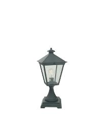 London Pillar Lantern/Pedestal